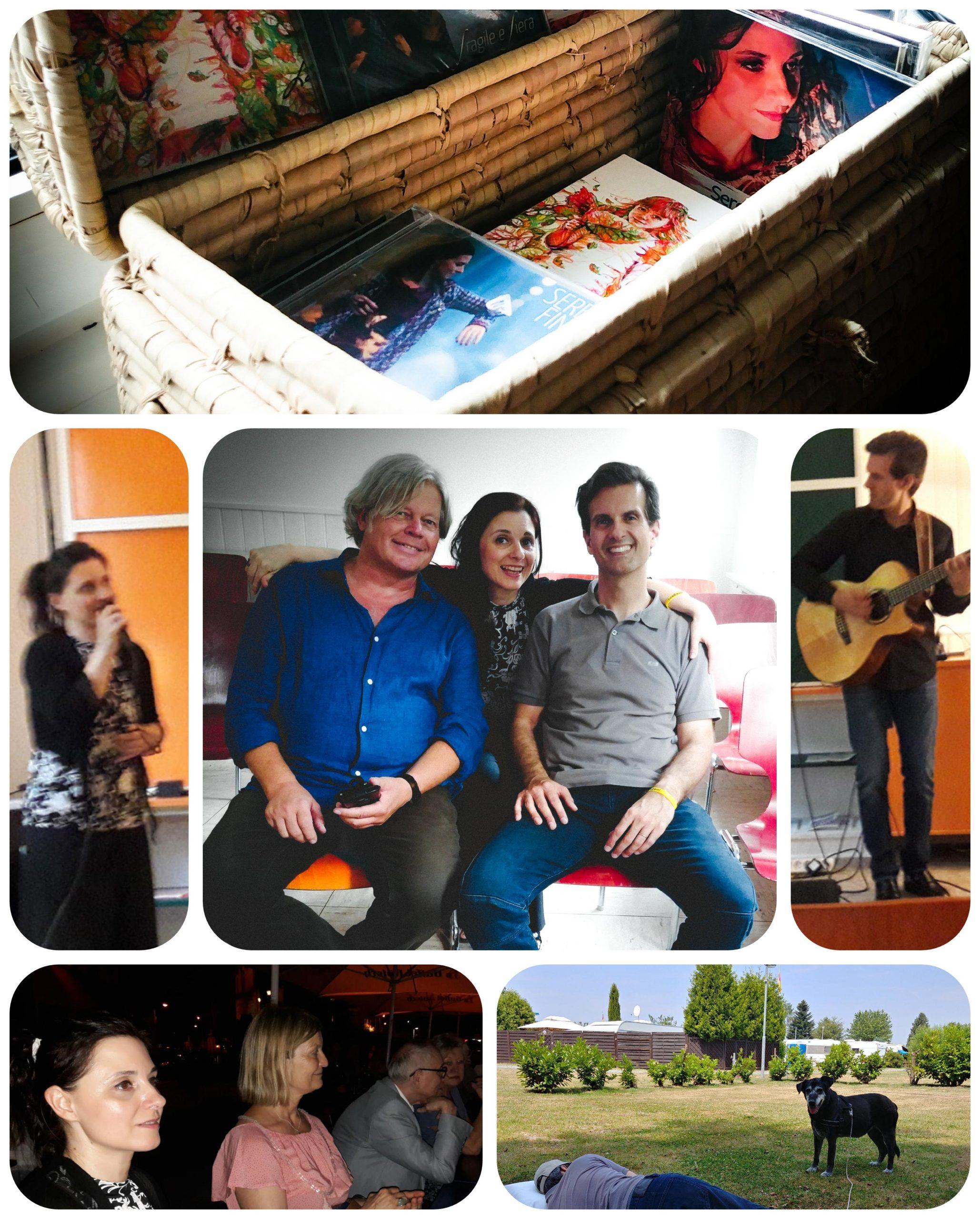 """Pagina 23: diario di bordo """"Fragile e Fiera"""" Tour a Colonia (Germany)"""